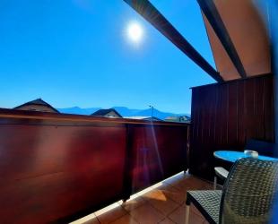 Dvojlôžková izba LUX MINI s balkónom – 1 poschodie